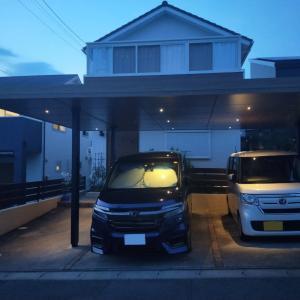 東郷町でのLIXIL、Gルーフカールーフタイプ、サニージュの設置完了。