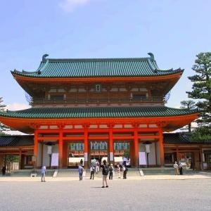 最終日古本市「平安神宮」