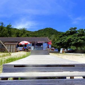 古座間味ビーチ「Heart Land」