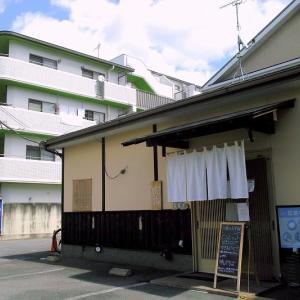 山科東野「手打ちそば 藤村」