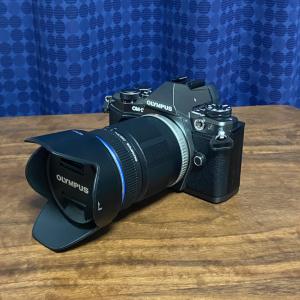 カメラを買い替えました。【PENTAX K-3 → OLYMPUS E-M5 MARK Ⅱ】
