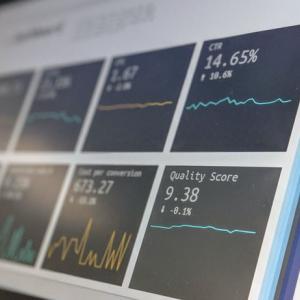 tradingviewのチャートウィジェットを使って複数チャートを作成する