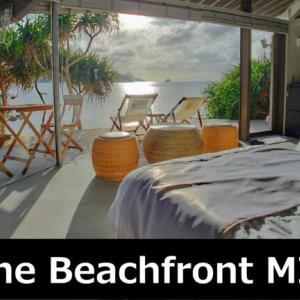 伝泊 The Beachfront MIJORA(亀崎)~2回目の訪問でも感動が止まらないホテル~