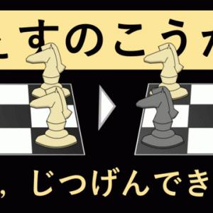 チェスパズルの数学