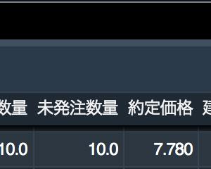 FX小ネタ LIGHTFXで決済の逆指値予約をするやり方
