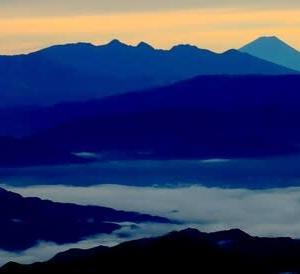 体力復元し、60代で南アを歩いて富士を眺めようぜ