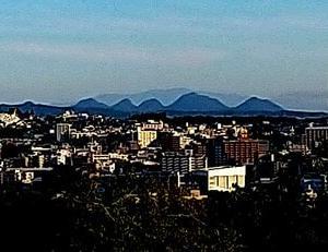 今日もお天気、栗駒山だ!