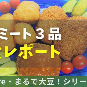 大豆ミートはまずい?イオンで販売されている大豆ミート3品を実際に食べた感想レポート