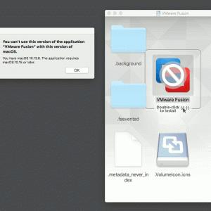 岡持ち Mac Pro (Mid 2010) に VMware Fusion を導入する