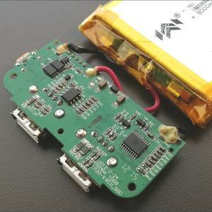 モバイルバッテリの膨れたLiPo電池を交換