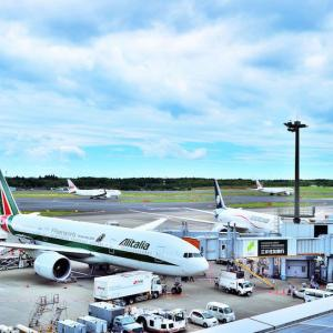 【五輪ムード?】成田空港に行ったら違和感がすごかった。