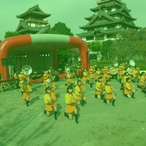 京都橘高校吹奏楽部 116期「伏見お城まつり」