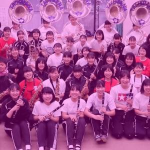 京都橘高校吹奏楽部 117期生「橘高校公式のSING」