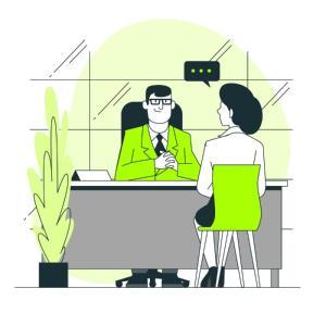 【質問集】経理の未経験者が面接で聞かれる質問とは?回答例や質問意図を考察!
