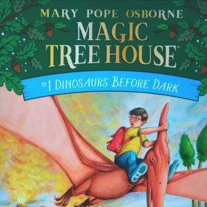 朝英語はMagic Tree Houseの音読+単語へ