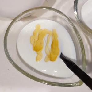 ヨーグルト種菌を買って、ヨーグルトを手作り。