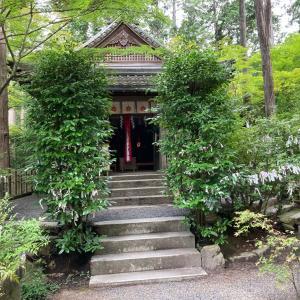 ☆御礼参り☆猿丸神社