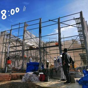 我が家の上棟式当日レポ~地域工務店で建てるパッシブデザイン住宅
