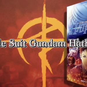 NetflixでMobile Suit Gundam Hathaway が7月1日配信開始