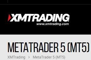 XM取引ツール MT5 MT4と特長の比較