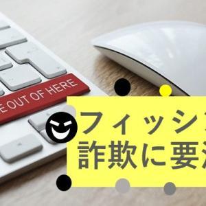 ネットの買い物、フィッシング詐欺注意!!可愛いぽめさんぽで失敗