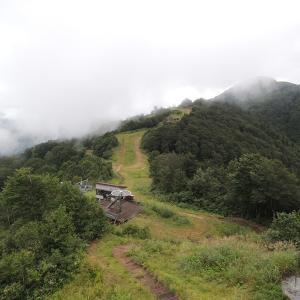 瀬戸倉山をらいちょうバレーのゲレンデコースで登って来た!