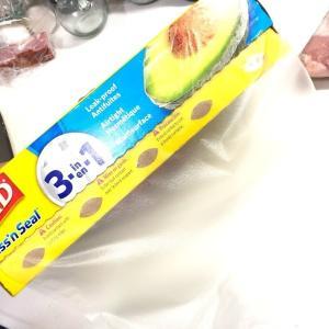 【GLAD】【グラッド】超便利!主婦の味方!すごいぞ!食品包装用ラップフィルム