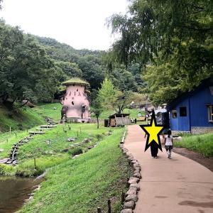 【お出かけスポット】【埼玉】【飯能】トーベ・ヤンソンあけぼの子どもの森公園に行ってきました