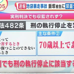 【速報】飯塚幸三(90)、禁錮5年の実刑判決