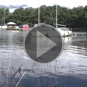 【猪苗代湖3人死傷事故】航行動画に音声「やばい」、船がそのまま去って行く様子が写っていた