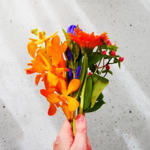 【一人暮らしにも◎】1000円以下でできる、おすすめのお花の組み合わせをご紹介!節約しつつお花を飾ろう♪<夏バージョン>