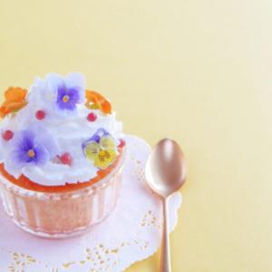 【写真映え間違いなし!】食べられる花「エディブルフラワー」を使ったスイーツをご紹介!ギフトやご褒美にもぴったり♡