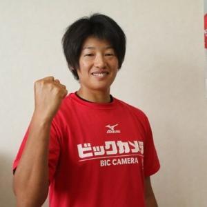 【画像】ソフト上野由岐子(38)、イメチェンして強そう
