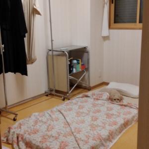 セカンド寝室で起きた悲劇