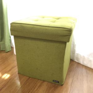椅子にもなる収納!収納スツールの活用実例と1年利用した感想!