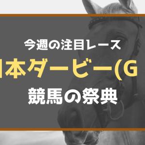 日本ダービーG I 生涯一度の夢舞台 今週の注目レース[競馬]