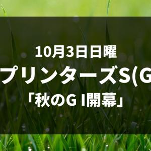 【スプリンターズS2021】日程・レース概要・注目の出走予定馬紹介