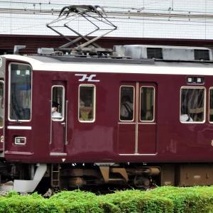 阪急図鑑20★鉄道写真★スライド動画が完成いたしました。