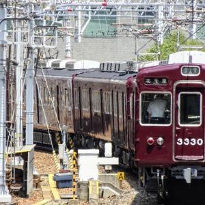 阪急、今日は何系?512…20210730