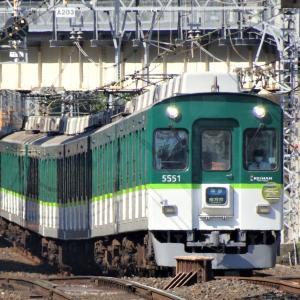 京阪5000系さようなら記念特集でスライド動画と走行動画を作成いたしました。