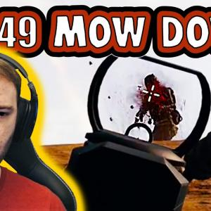 Welcome to the M249 Mow Down ft. Boom - chocoTaco PUBG Duos Gameplay