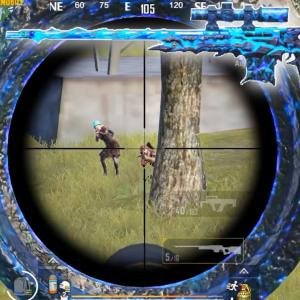 REAL KING OF SNIPER🔥FASTEST AWM Shot | Pubg Mobile