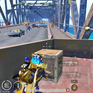 NEW REAL BEST BRIDGE FIGHT EVER😍Pubg Mobile