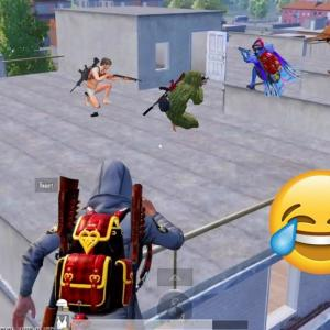 Trolling Cute Noobs 🤣😝 | PUBG MOBILE FUNNY MOMENTS