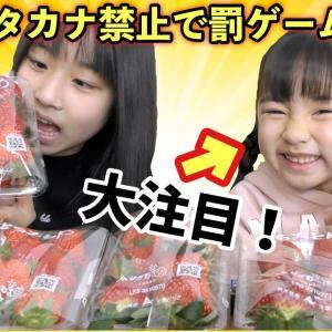 【カタカナ禁止の大食い対決!】何パック食べれるかチャレンジしてみた!果たして2人の食べた量はどのくらい?