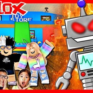 夜中におもちゃ屋さんに呼び出された結果😫 ROBLOX STORY
