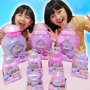 ピグミーポップス☆どんなおもちゃか分からないけどとにかく開けてみたwwパパの海外おもちゃシリーズ☆himawari-CH