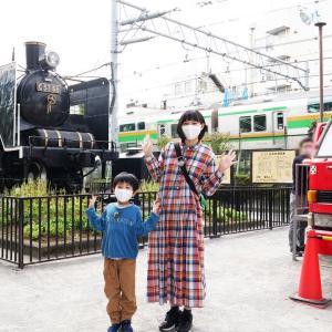 都内トレインビュースポット巡り 田町 高輪ゲートウェイ 大森の入新井西公園【鉄おも!】