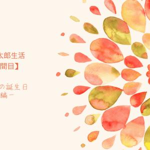 一姫二太郎生活【2週間目】長女2歳の誕生日