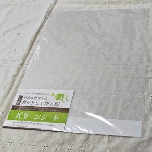 布小物の型紙づくり